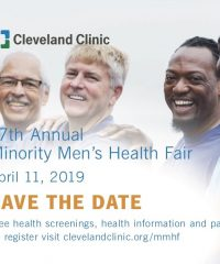 Minority Men's Health Fair