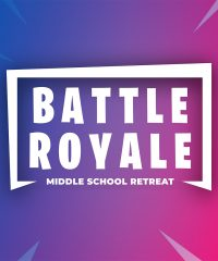 Student Min – Middle School Spring Retreat