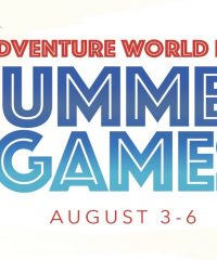 Adventure World Kids' Summer Games