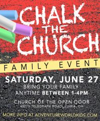 Chalk the Church