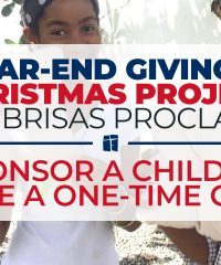 Las Brisas Proclama Child Sponsorship